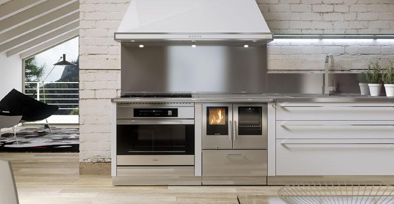 Awesome Küchen Holzofen Wasserführend Photos - Unintendedfarms.us ...